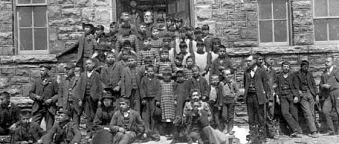 Pipestone Indian School picture