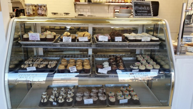 Figure 1.1. Bluebird Cakery contributes to the upscale treat movement in the US.
